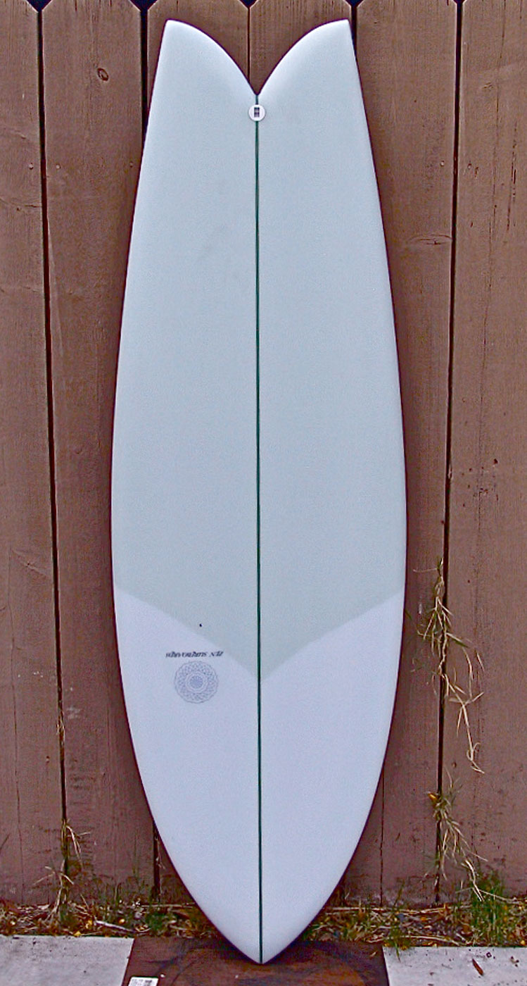 Zen-Board-keel-fish-top