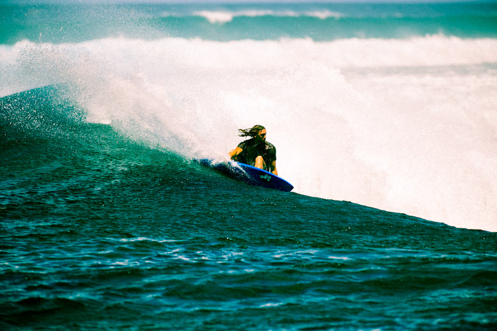 Asher pacey and his fish in northern nsw zen surfboards for Surf fishing northern california